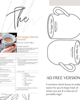 The Hygge-Style Mug Sweater Pattern Prev