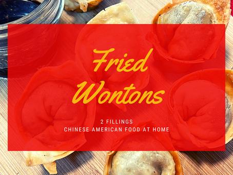 Recipe: Fried Wontons