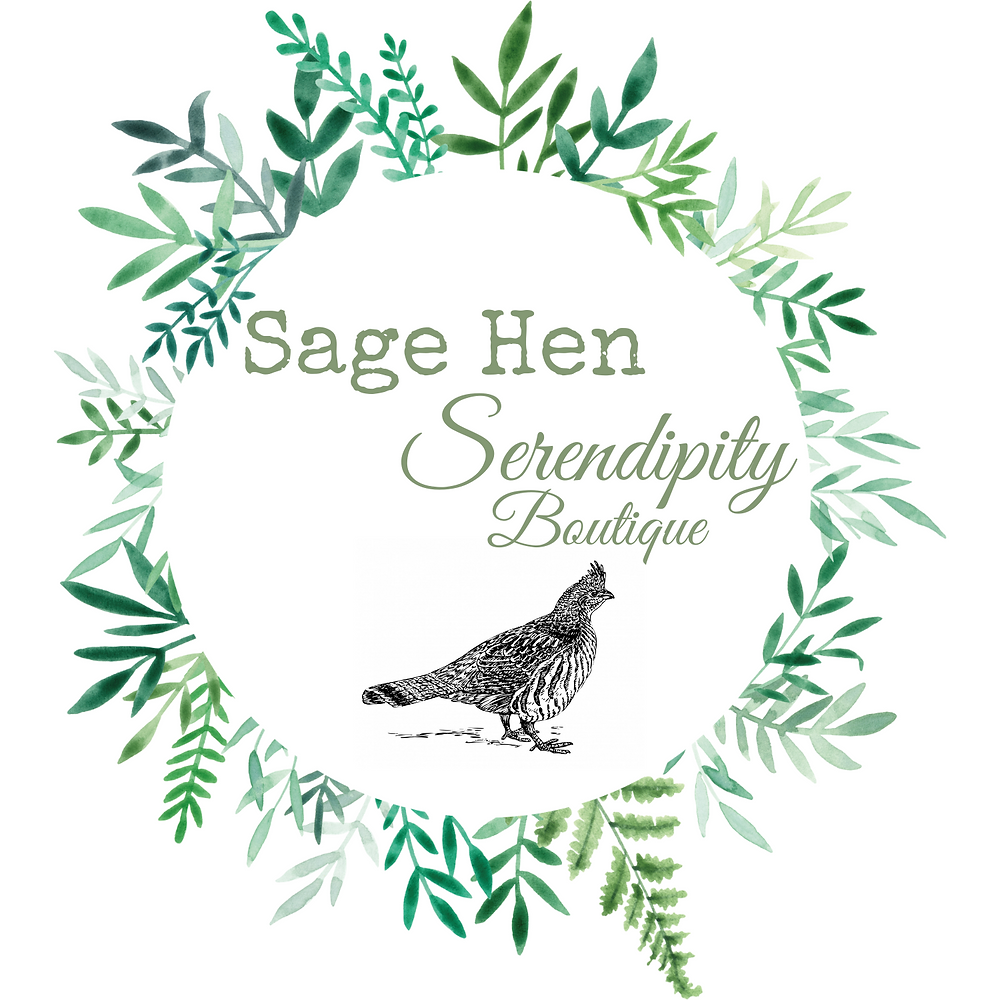 Sage Hen Serendipity Logo and link