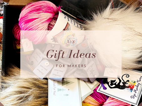 Gifts for the Makers in Your Life