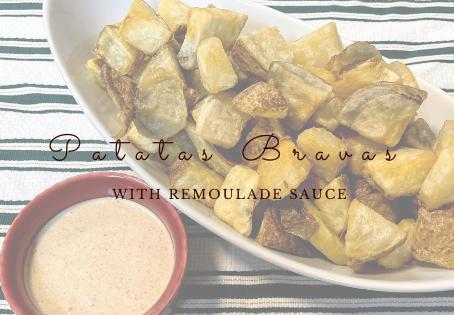 Recipe: Patatas Bravas