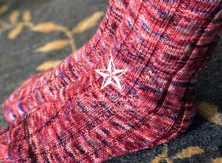 Easy Knitting Sock Pattern – Review