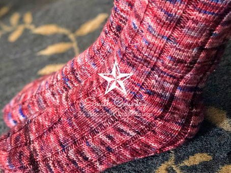 Easy Knitting Sock Pattern – Review