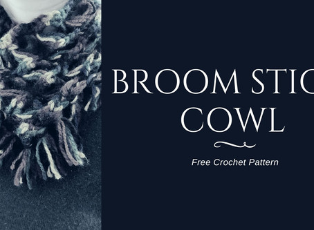 Broom Stick Cowl