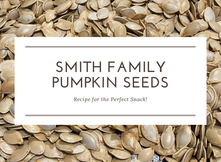 Smith Family Pumpkin Seeds