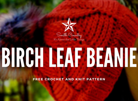The Birch Leaf Beanie