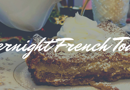 Recipe: Overnight French Toast