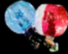 バブルサッカー  イベント