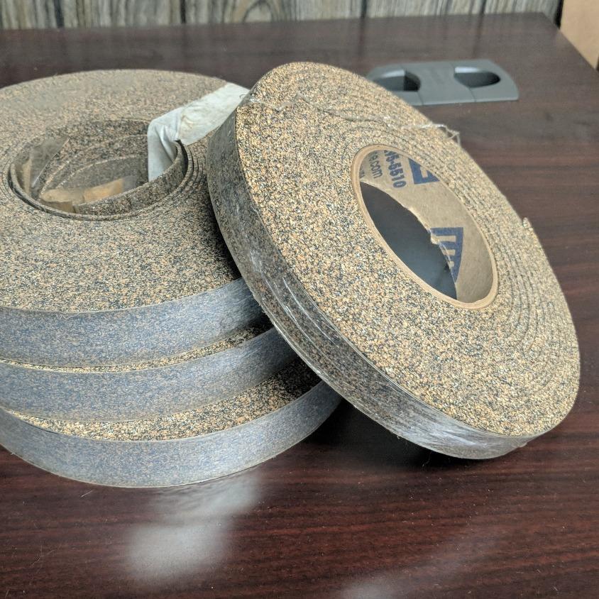 Cork Rubber Strip
