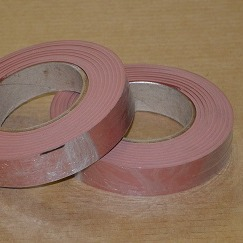Red Rubber Strips