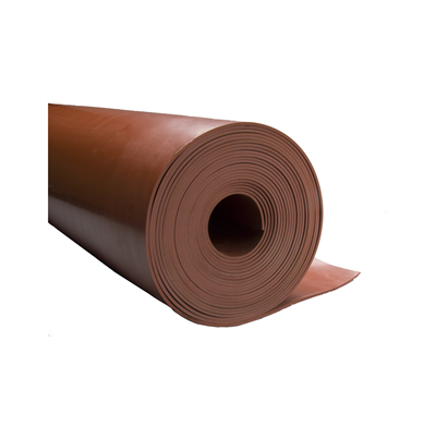 Red Rubber Gasket Material