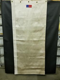 sew shop curtain