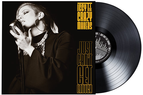 "180 Gram Gatefold Vinyl ""Just Can't Get Enough"""