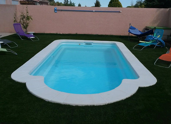 Prix piscine coque pret a plonger simple fre spciale for Piscine coque pret a plonger