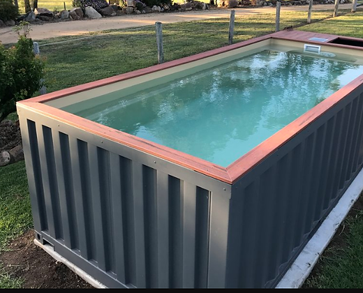 Top Piscine Direct Usine |Piscine Prete-a-plonger | piscine container GU61