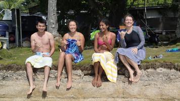 Porter Lab Summer Group
