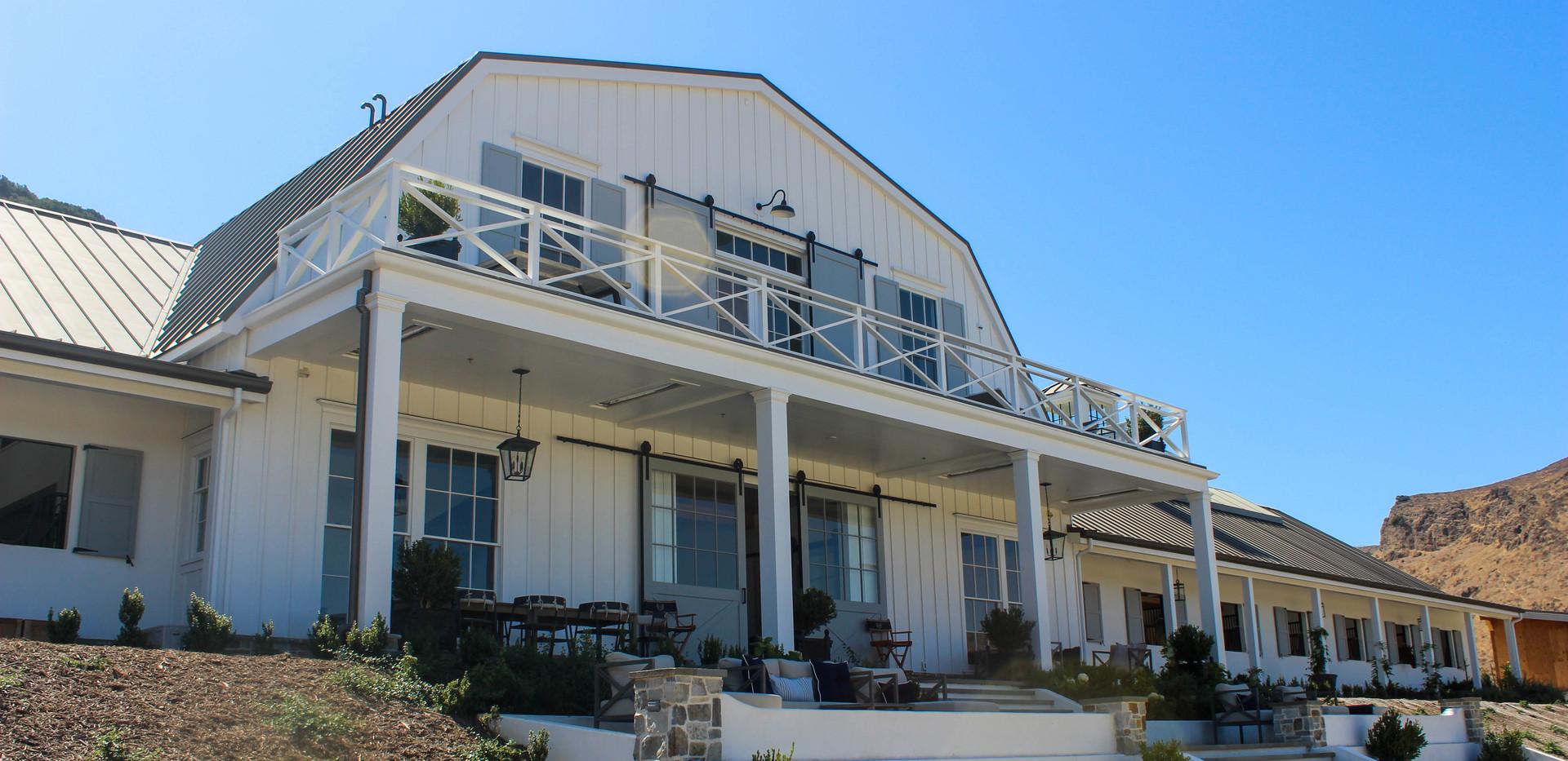 Q of E Farm - Home of Ingenium Farm - Viewing Area