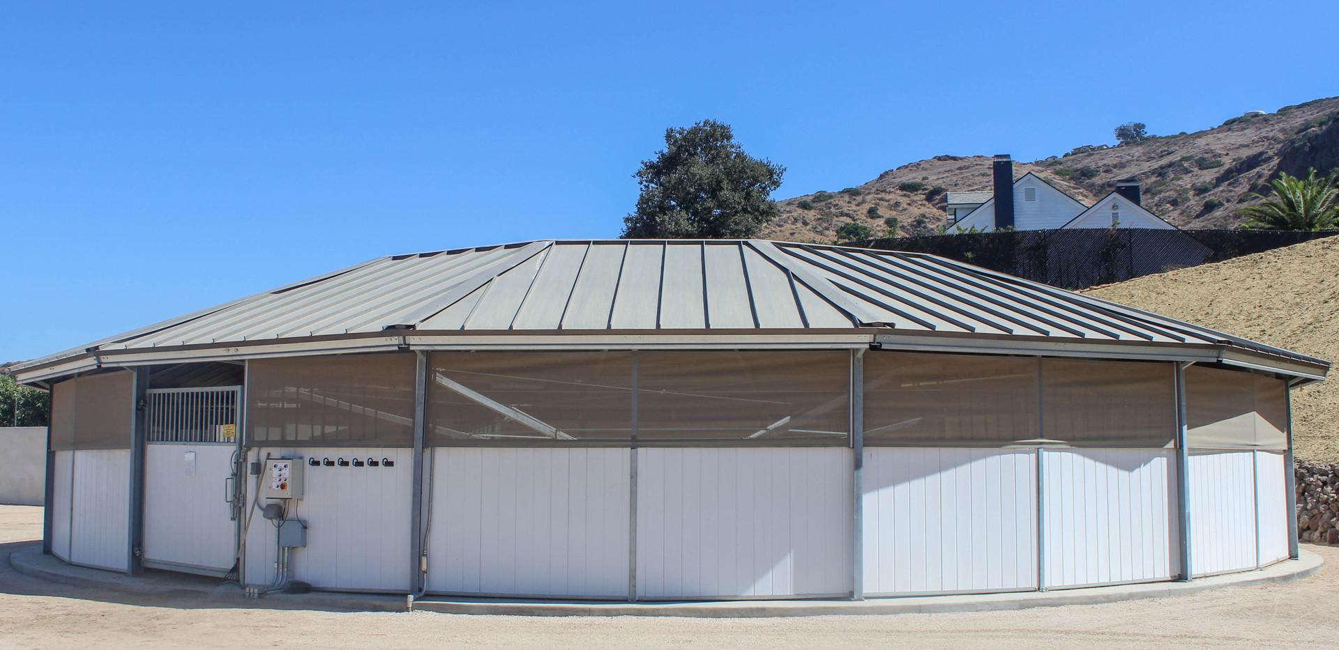 Q of E Farm - Home of Ingenium Farm - Eurosizer
