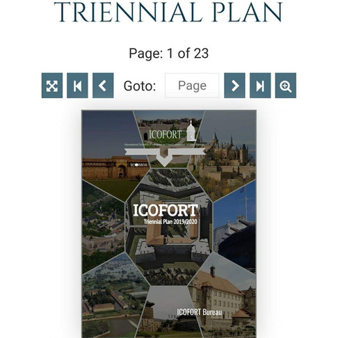 Triennial Plan