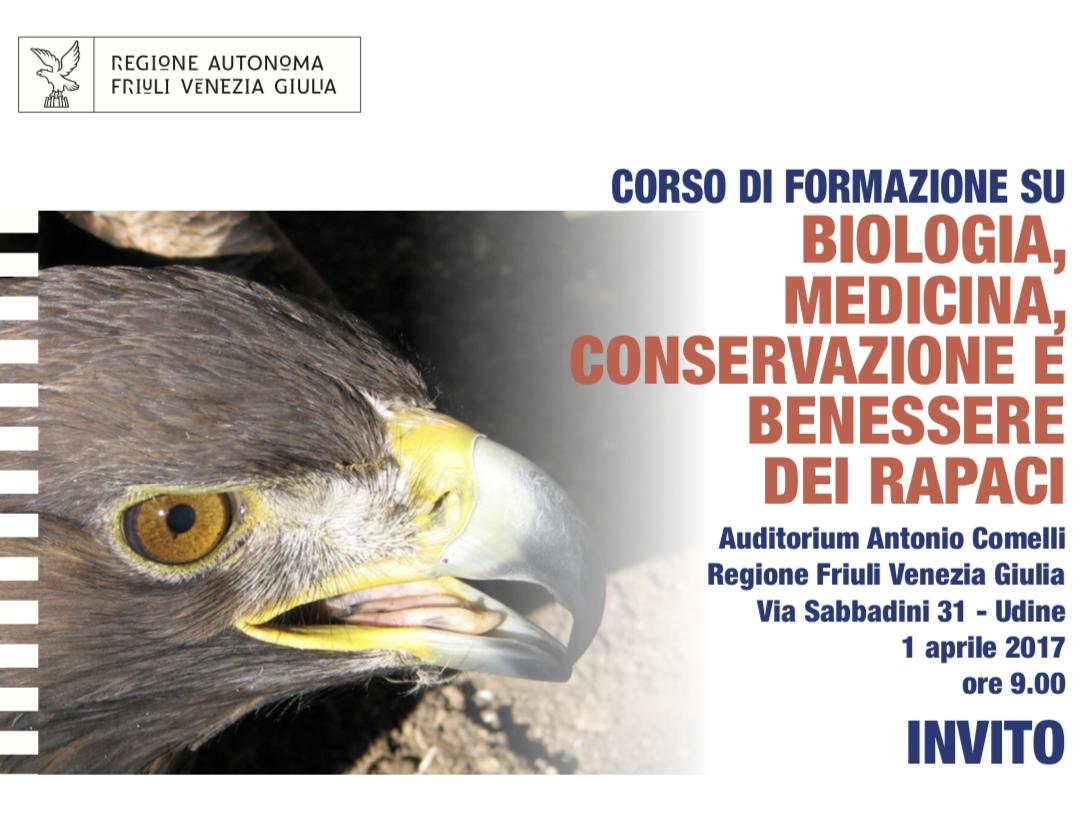Biologia, medicina e conservazione dei rapaci