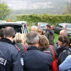 Law enforcements training