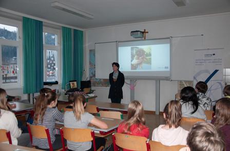 Bio-crime project school's program