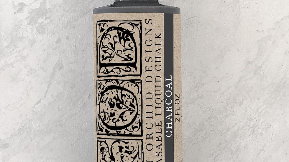 Erasable Liquid Chalk Charcoal