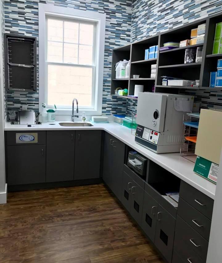 Sterile Room