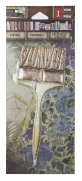 7 Gypsies Architextures™ Findings - Old Paint Brush