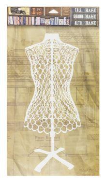 7 Gypsies Architextures™ Tall Base Dress Form
