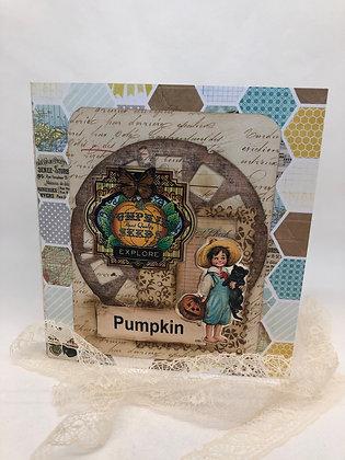 Fall Journal Embellishment kit