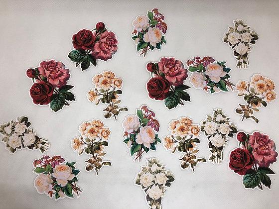 Floral ephemera images