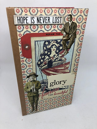 USA Theme Journal book