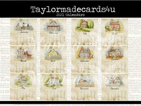 2021 Calendars