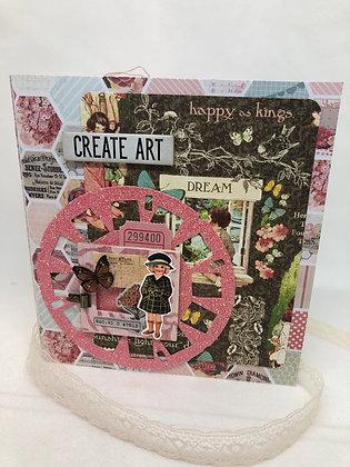 Spring Journal Embellishment kit
