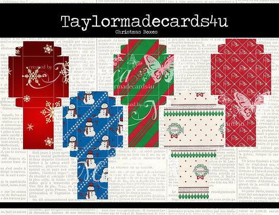 Christmas- Boxes