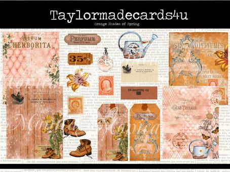 Retro Mother ATC Cards