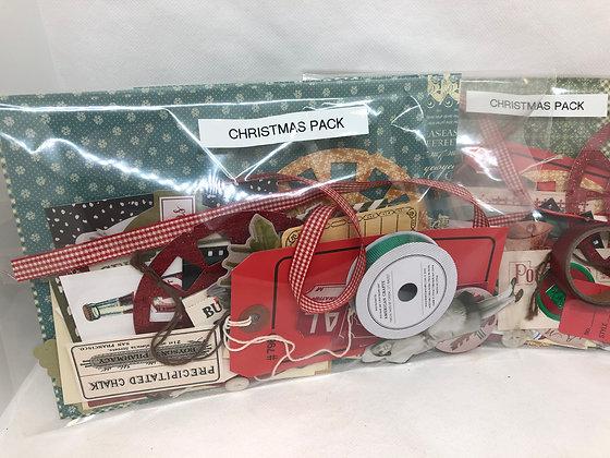 Christmas Journal kit