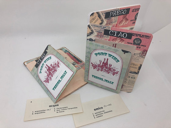Passport to Italy Card
