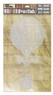 7 Gypsies Architextures™ Tall Base - Hot Air Balloon