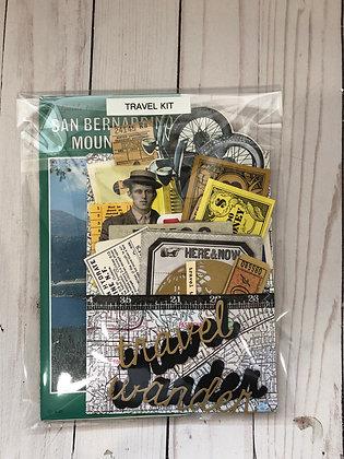 Travel embellishment  Kit