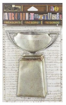 7 Gypsies Architextures™ Treasures - Patina Urn