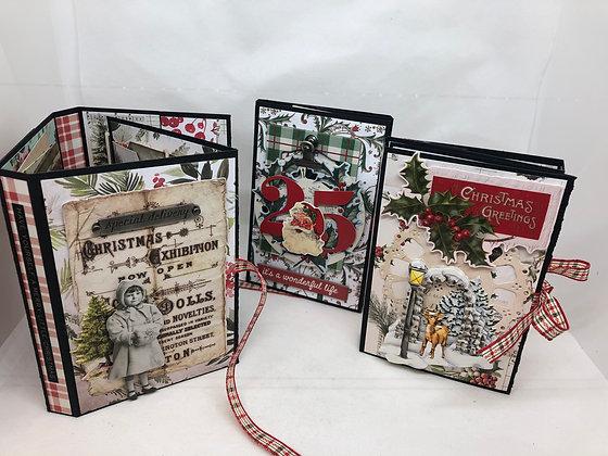 Christmas Journal book