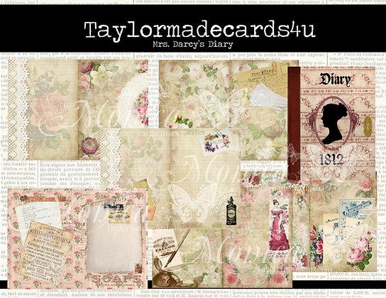 Mrs. Darcy - Bundle Digital Kit