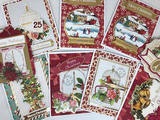 Christmas Card & Tag Set