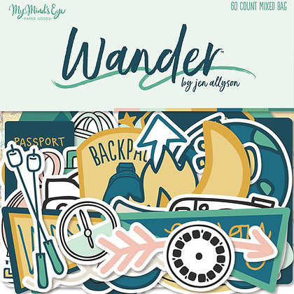 My Mind's Eye - Wander Collection - Mixed Bag