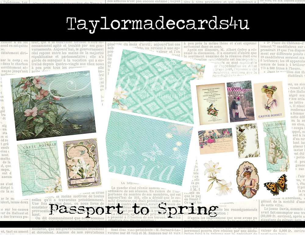 April Passport Kit