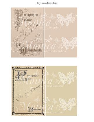 Cabinet Card panels