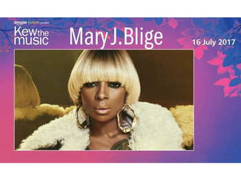 Mary J Blige at Kew Gardens, UK - Concert Review