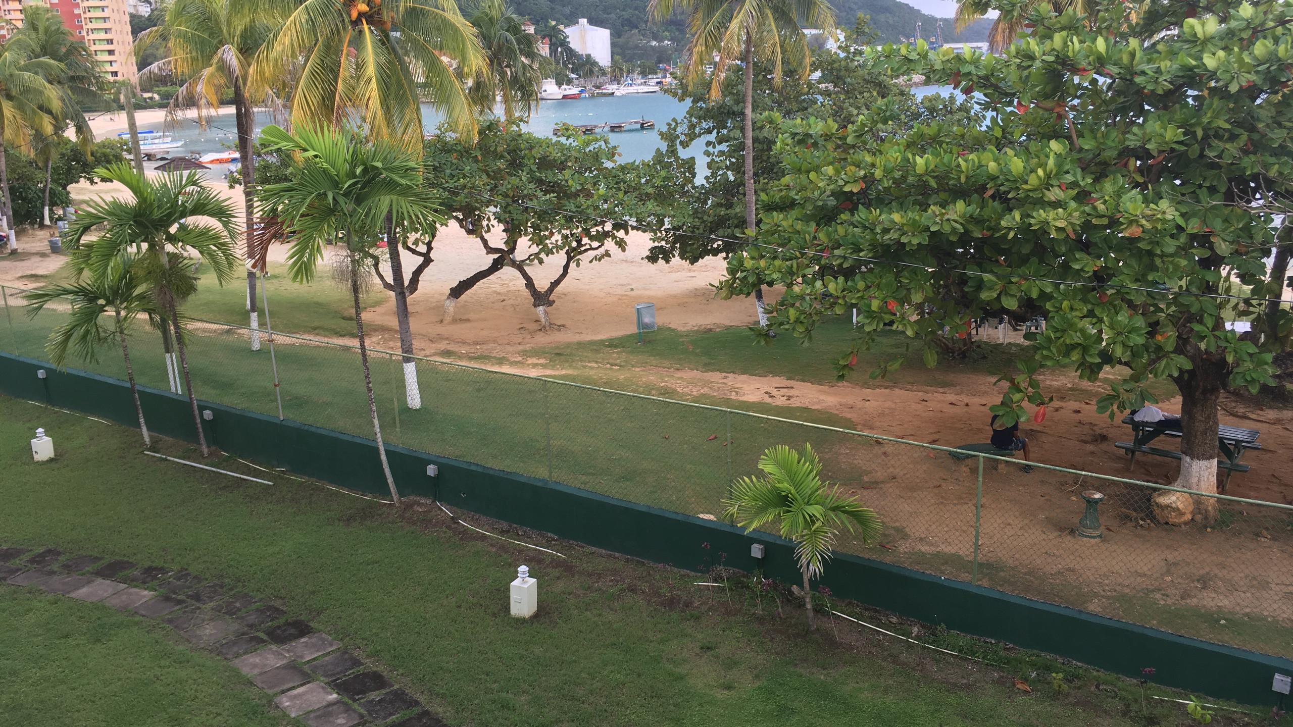 Ocho Rios Hotel sea view